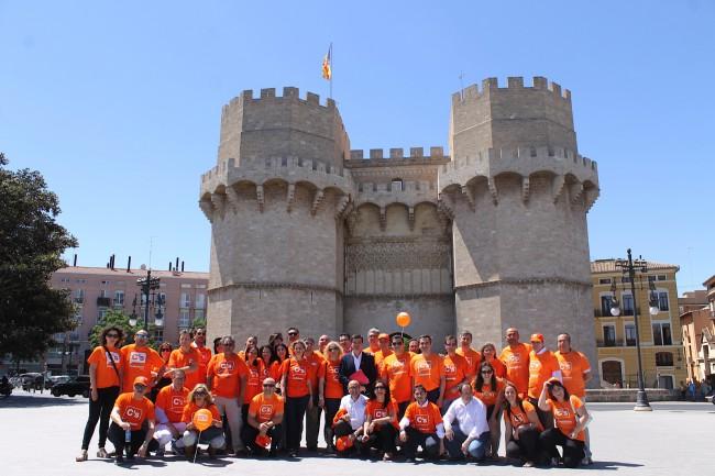 Ciudadanos Horta y Giner Torres