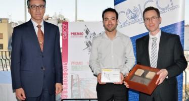 El Colegio de Caminos premia la innovación y la investigación entre los jóvenes ingenieros