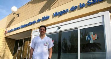 Un médico de Elda participará en un contingente de la OMS para controlar el ébola