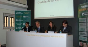 Caixa Popular realiza unas jornadas sobre gestión de tesorería y oportunidades de inversión en los mercados