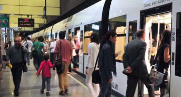 Metrovalencia amplía el día 4 su servicio hasta medianoche por el Shopening Night