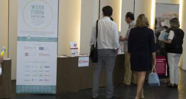 El I Work Forum Castellón reunirá a más de mil personas en el mayor encuentro por el empleo de la provincia