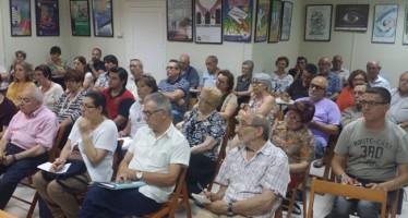 La federación de vecinos entrega los premios de la Semana Ciudadana