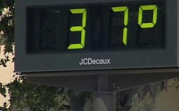 Sanidad activa la alerta por altas temperaturas en más de 60 municipios de la Comunitat