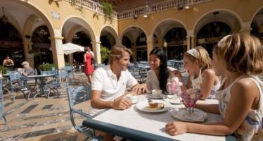El gasto de los turistas extranjeros aumenta un 7,3% en el primer semestre de 2015 en la Comunitat