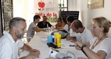 La Ruta de la Salud llega al ecuador con más de 2.200 pruebas realizadas