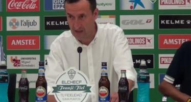 El Elche CF paga a sus jugadores y se queda en Segunda