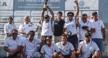 El XVII Trofeo SM La Reina corona a sus vencedores