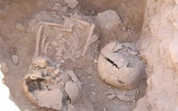 El MARQ descubre la primera puerta de acceso al recinto amurallado de la Pobla Medieval de Ifach