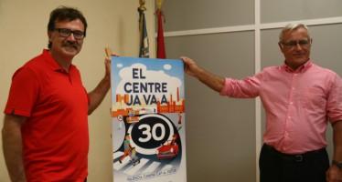 El Ayuntamiento de Valencia limita la velocidad a 30 kilómetros por hora en el centro de la ciudad