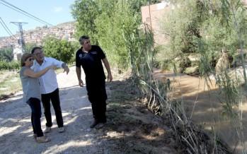 Las brigadas de Imelsa concluyen los trabajos de emergencia en Ademuz