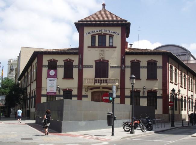 Las escuelas de artesanos de valencia recuperan el himno - Artesanos valencia ...