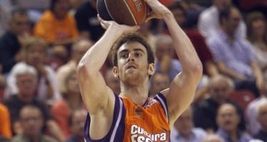 Valencia Basket iguala la oferta de Laboral Kutxa por Víctor Claver