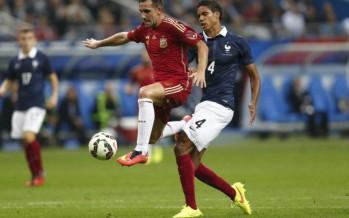Alcácer, convocado con la Selección Española
