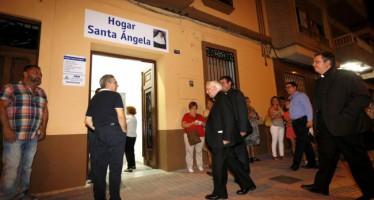 El Hogar Santa Ángela abre sus puertas en Silla para atender a familias necesitadas