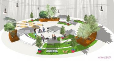 Las voces más autorizadas en paisajismo urbano participarán en el Ágora Verde de IBERFLORA