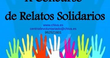 Llega el décimo Concurso de Relatos Solidarios de Chiva