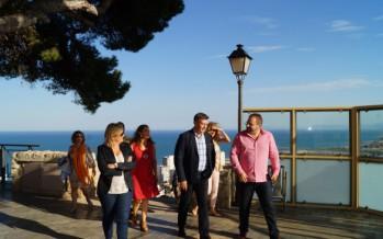 Aguar y Peris visitan Cullera para proyectar un plan económico que active el sector primario del municipio