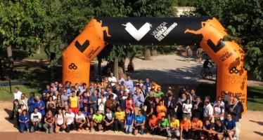 Ribó y Campos presentan oficialmente el Circuit 5K del Jardín del Turia