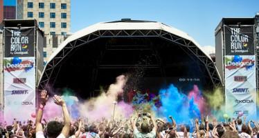 The Color Run congregará a 6.500 personas en su primera edición en Valencia