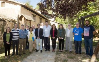 Jorge Rodríguez anuncia obras por 1,4 millones en las carreteras del Rincón de Ademuz