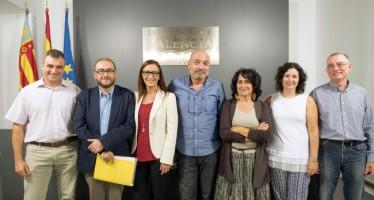 Presentan oficialmente a los nuevos directores del MuVIM y el Museu Valencià d'Etnologia