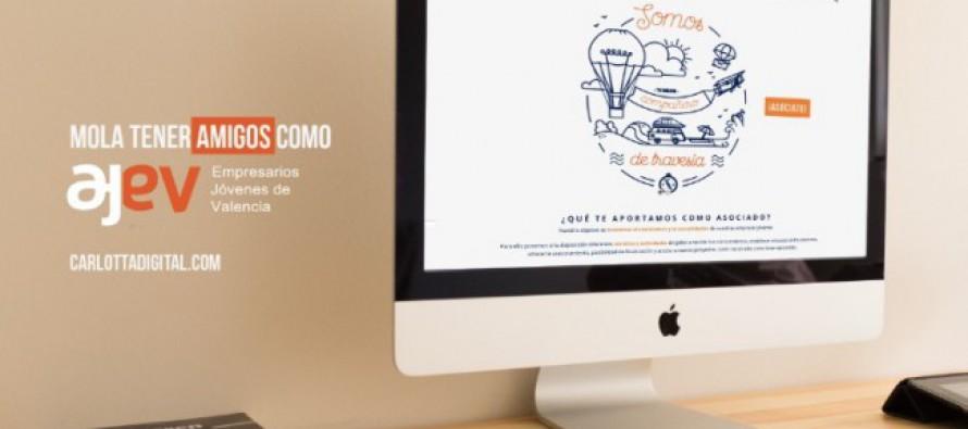AJEV inicia una nueva travesía con el lanzamiento de su web