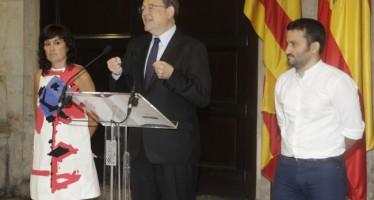 Puig promete que cada familia recibirá 200 euros por hijo por la compra de libros de texto