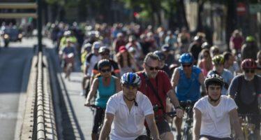 El Dia de la Bicicleta arribarà diumenge a la Plaça de l'Ajuntament de València
