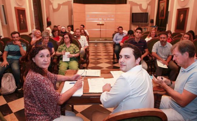 reunion con entidades refugiados 150909
