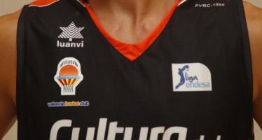 El Valencia Basket presenta sus nuevas equipaciones para la temporada 2015-2016