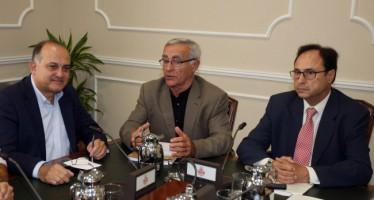 Ribó y Soler denuncian la infrafinanciación de Valencia y reclaman la Agencia Tributaria Valenciana