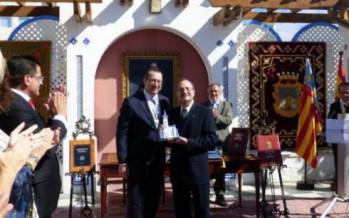Benidorm reconoce el 9 d'octubre a Rafael Doménech con la Distinció Cultural 'Ciutat de Benidorm'