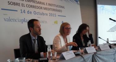 Nuevo encuentro del Fòrum Valencià pel Corredor Mediterrani