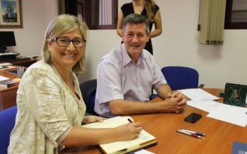 El grupo Ciudadanos presenta en la Diputación una moción para suprimir a los políticos de las mesas de contratación