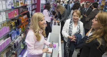 La cadena valenciana Perfumerías Laguna abre su decimoquinta tienda