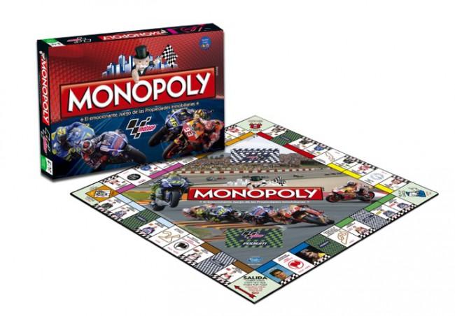 Valencia estrenará el Monopoly de MotoGP | Noticias Comunitat Valenciana
