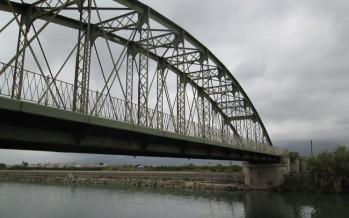 Excursiones y fiesta lúdica en el pont de ferro de Fortaleny el sábado para reivindicar su restauración integra