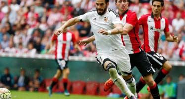 El Valencia CF se hunde en San Mamés (3-1)