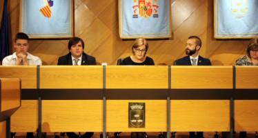 L'Ajuntament de Borriana reafirma el compromís de treballar per les persones en la festa del 9 d'octubre