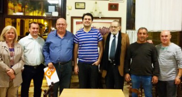 La agrupación de Ciudadanos de Carcaixent constituye su nueva junta directiva
