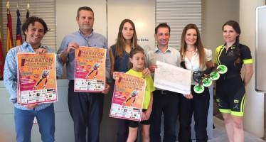 Elche acoge el 18 de octubre la I Maratón Internacional y el Campeonato de España de Maratón de Patinaje
