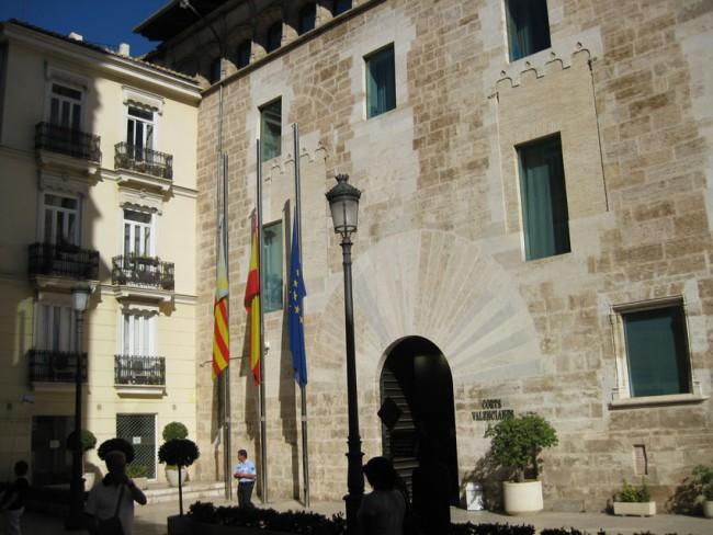 Cortes Valencianes