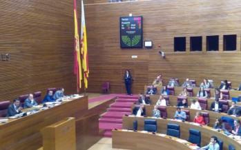 El Presidente de les Corts pide al Consell emitir la actividad parlamentaria por la red de repetidores públicos