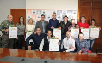 Se presenta en Alcoi la Liga Solidaria de Pádel