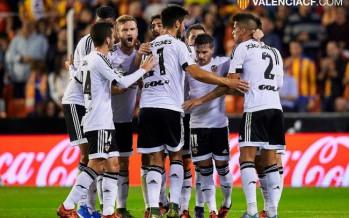 Nueva victoria del Valencia CF y Jaume, nuevo parapenaltis (3-0)