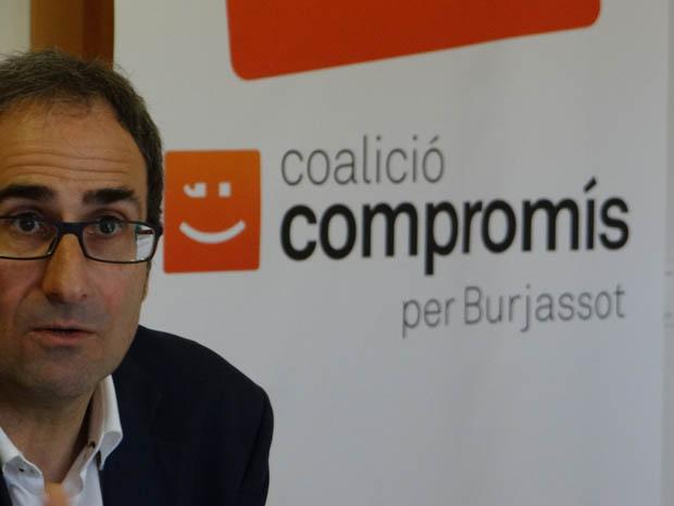 Jordi Sebastià, eurodiputado. Foto: Hortanoticias