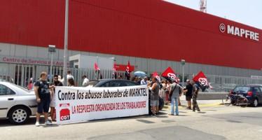 CSIF lleva a juicio a CGT y a la Generalitat tras revocar ilegalmente a los cinco miembros del comité de empresa de Marktel