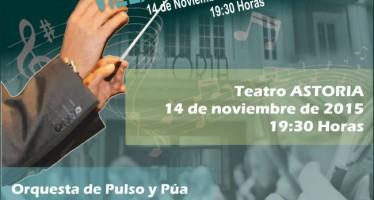 Chiva celebra el VII Festival de Orquestas de Pulso y Púa