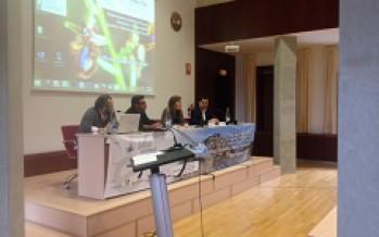El alcalde de Alcoi inaugura el Panel de Expertos 'Iniciativa privada i medi ambient' en la Font Roja